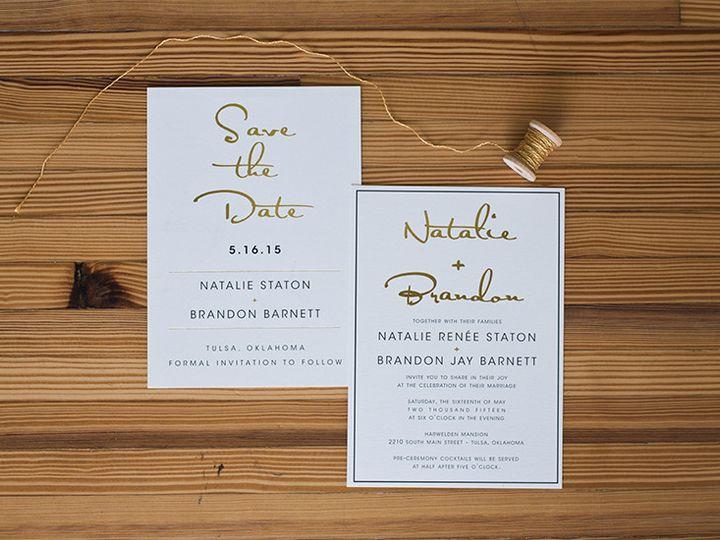 Tmx 1444758204085 Nb2 Tulsa wedding invitation