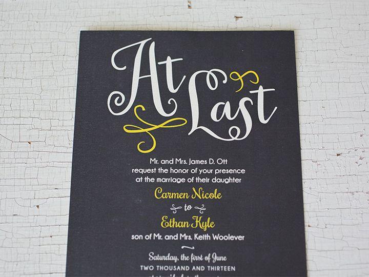 Tmx 1444758217138 Ce2 Tulsa wedding invitation