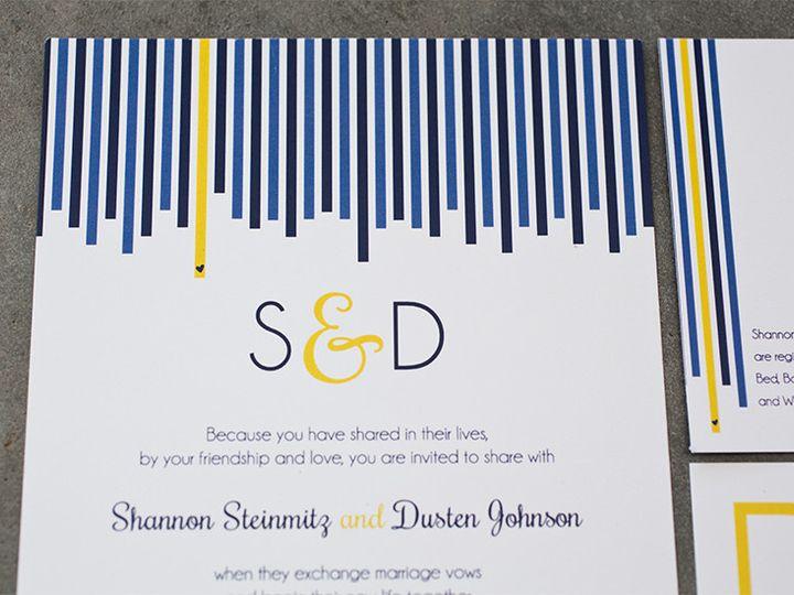 Tmx 1444758444169 Sd2 Tulsa wedding invitation
