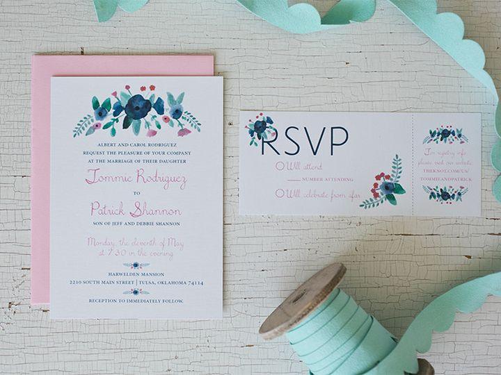 Tmx 1444758468813 Tp1 Tulsa wedding invitation