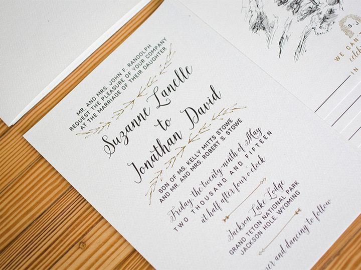 Tmx 1444758488290 Sj3 Tulsa wedding invitation