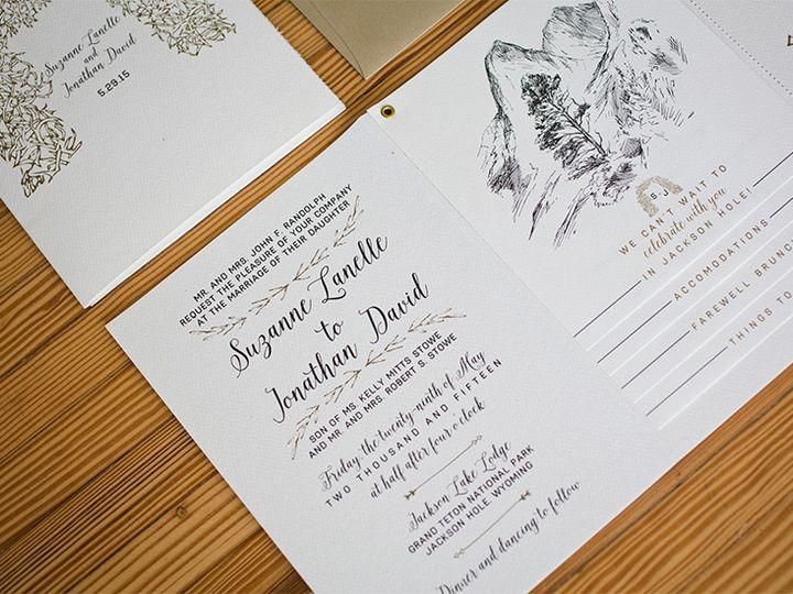 Tmx 1444758494548 Sj2 Tulsa wedding invitation
