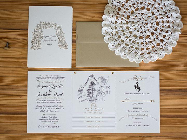 Tmx 1444758501497 Sj1 Tulsa wedding invitation