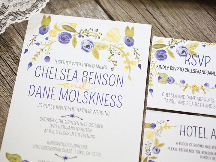 Tmx 1444758595652 Cd2 Tulsa wedding invitation