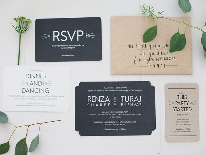 Tmx 1444759192806 Renza1 Tulsa wedding invitation