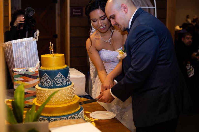Delgado Wedding