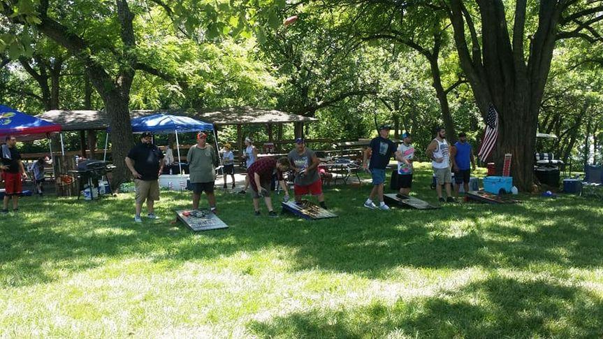Fundraiser Cornhole Tournament