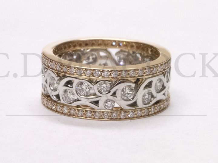 Tmx 1479336864173 Kate Wedding Band Copy Oak Brook wedding jewelry