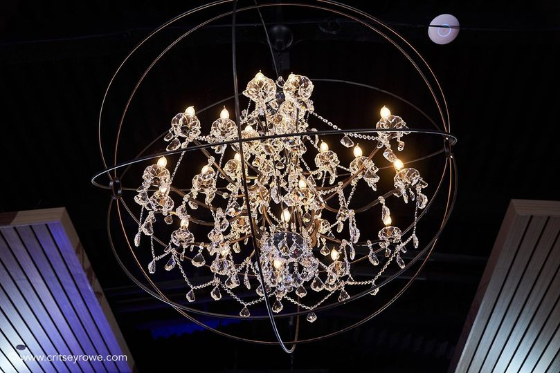 Middle Chandelier