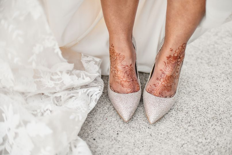 Detroit Michigan Wedding Henna