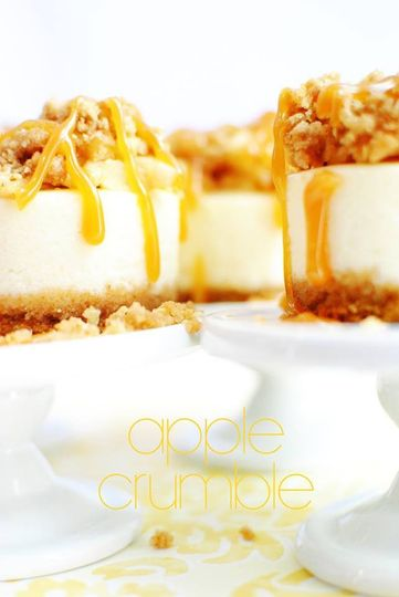apple spice crumble