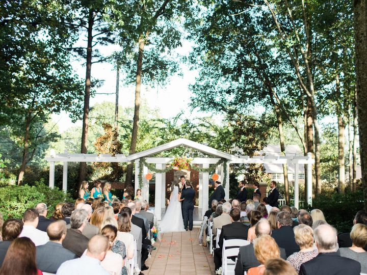Gazebo--one of several locations for your wedding ceremony.  Photo by: Todd Hezler Photography