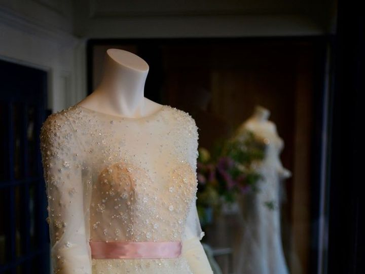 Tmx Beccar Display Window 51 1891029 157437930560368 Middleburg, VA wedding dress