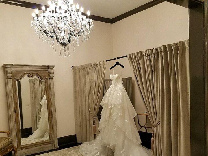 Tmx The Middleburg Bride Dressing Room With Beccar Gown 51 1891029 157437930782993 Middleburg, VA wedding dress
