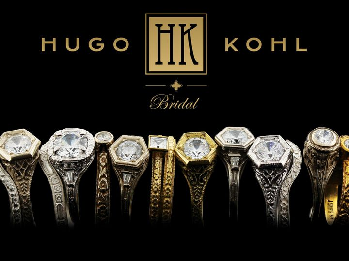 Tmx 1510168278753 Hugo Kohl Bridal No Text On Bottom Harrisonburg wedding jewelry