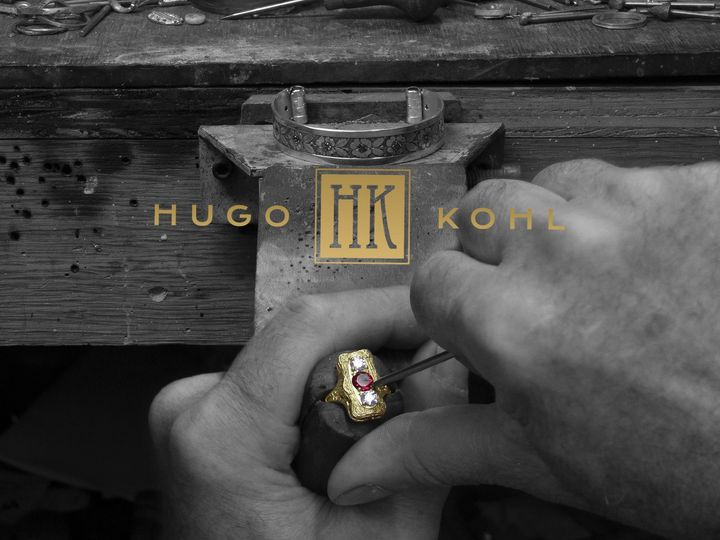 Tmx 1510172550286 Hugo Hands At Bench Bw With Logo Harrisonburg wedding jewelry