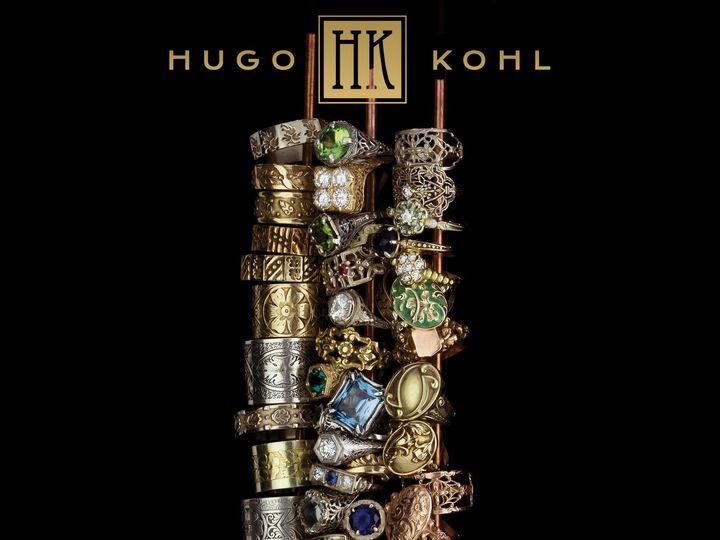 Tmx 1510172861328 Three Brass Rods Of Rings Logo Rgb Harrisonburg wedding jewelry