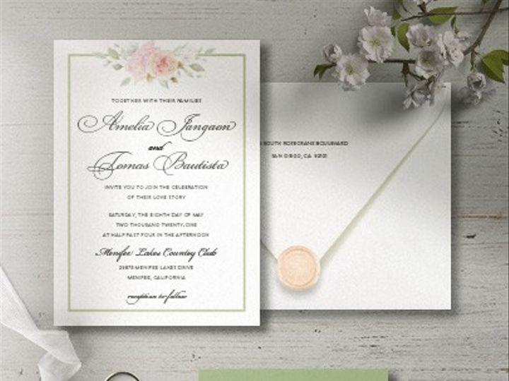 Tmx Amelia Suite 51 1002029 159346213292795 Carlsbad wedding invitation