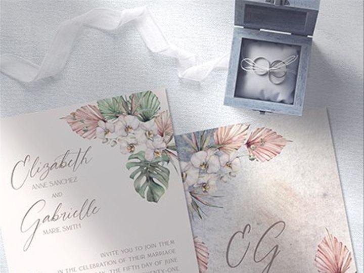 Tmx Elizabeth 51 1002029 159346090190335 Carlsbad wedding invitation