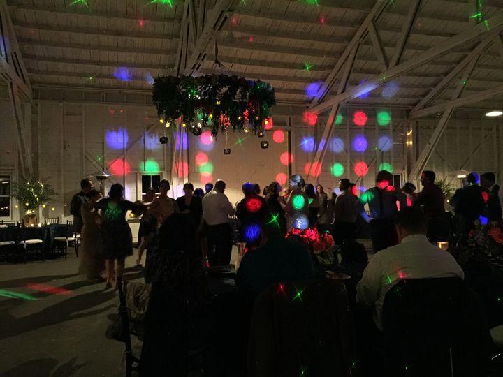 Dance floor led lights
