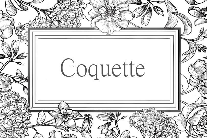 Elegant Coquette Layered Cakes