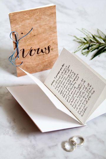 Vow Books