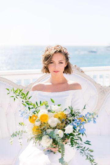 Bridal beauty (Amanda and Matthew)