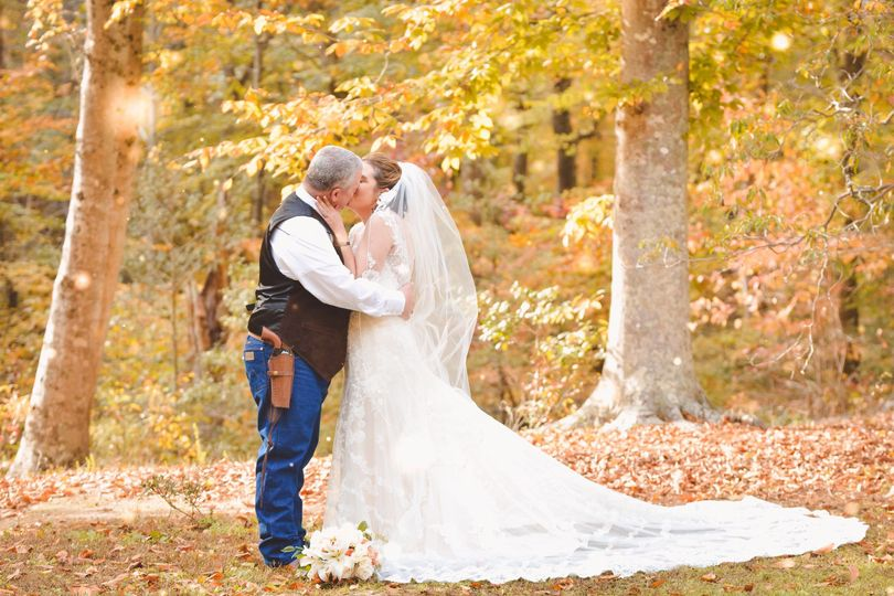 Woodland Wedding in November