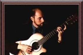 "John P. Martinez ""Guitarist Extraordinaire"""