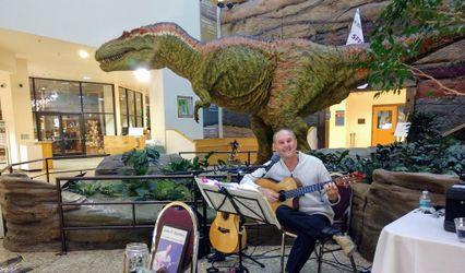 John P. Martinez Guitarist Extraordinaire