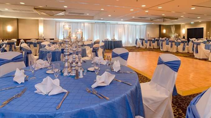 Barringer Ballroom at DoubleTree Suites by Hilton Charlotte SouthPark