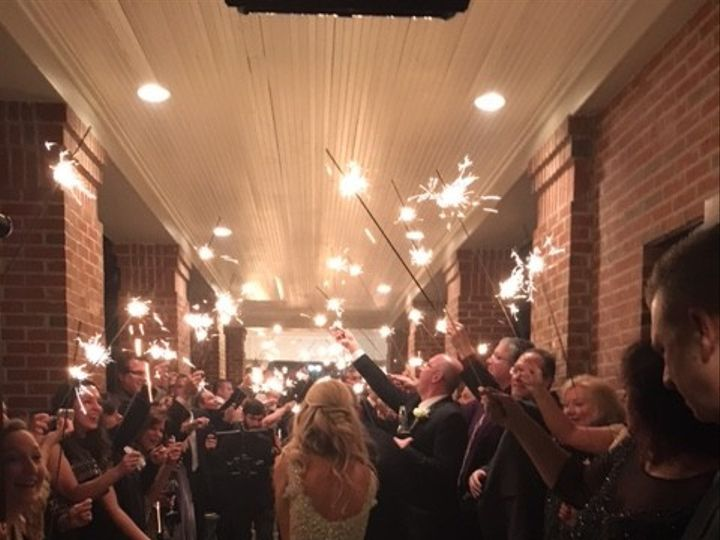 Tmx 1499535699031 Sparkler Send Off 1 Charlotte, NC wedding venue