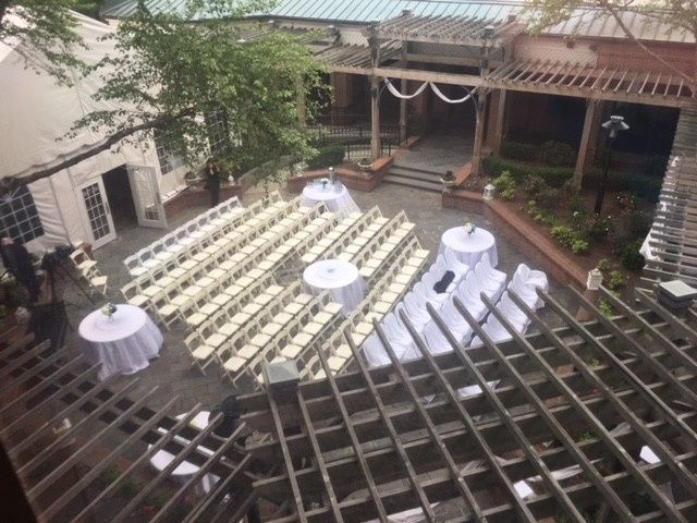 Tmx 1499535741351 Courtyard Chairs Charlotte, NC wedding venue