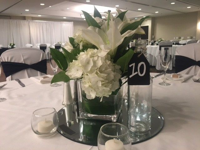 Tmx 1499535775901 Centerpiece Charlotte, NC wedding venue