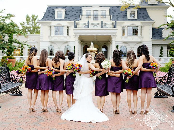 Tmx 1388865928159 Bridal Party  Jersey City wedding florist
