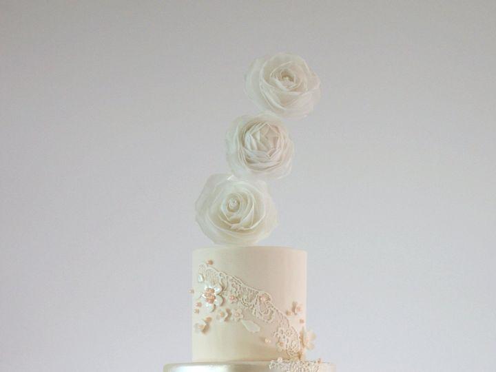 Tmx 1485541864267 Pearly Saint Simons Island, GA wedding cake