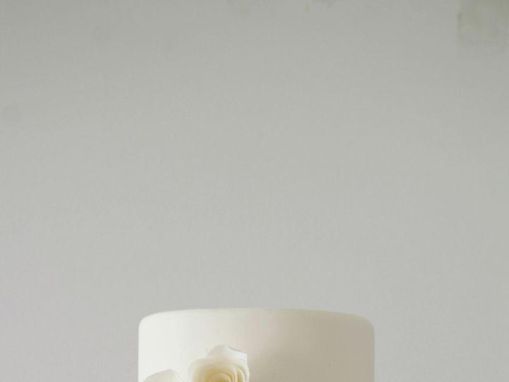Tmx 1485541880599 Romantic Collage Cake Saint Simons Island, GA wedding cake