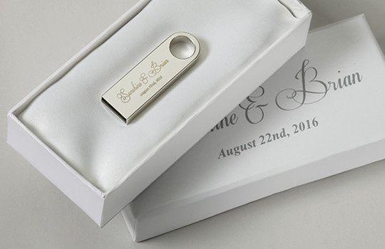 Tmx 1458925397149 White Wedding Box Mini Loop Custom Usb San Francisco wedding favor