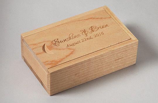 Tmx 1458925416021 Wood Wedding Box Inset 540x350 San Francisco wedding favor