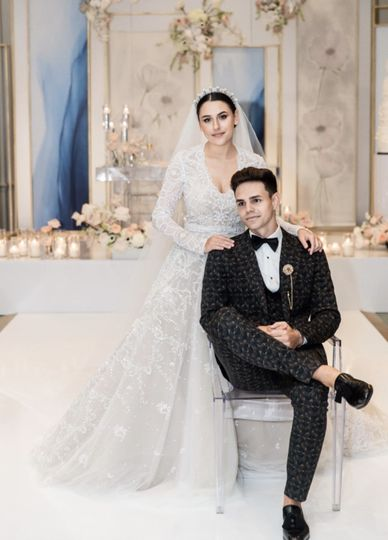 Arthur & Yulianna's wedding