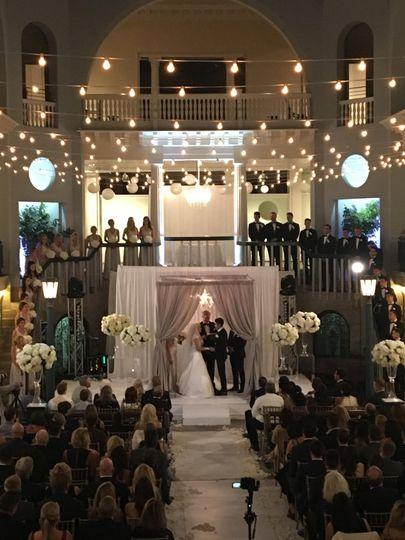 Samantha & Pat's wedding
