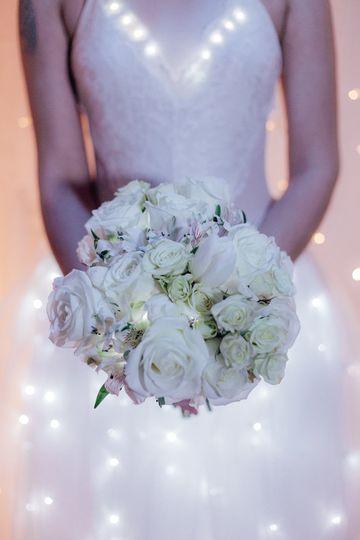Light up bouquet