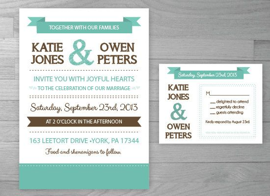 Tmx 1386127037521 Weddingfont 0 York wedding invitation