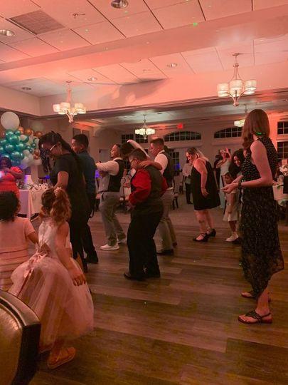Fill the Dance floor