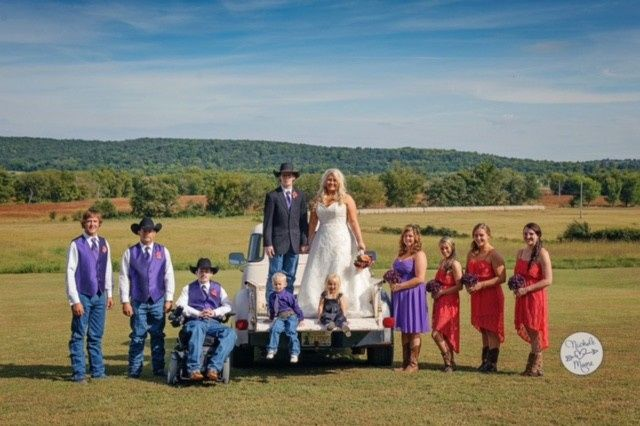 Tmx 1418248948219 Kenzie  Kerry Pryor, OK wedding venue
