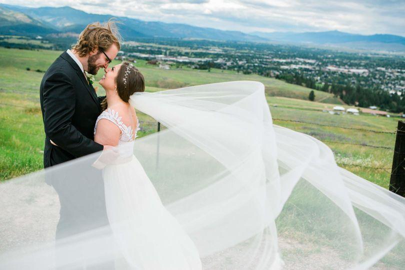 Missoula Montana Wedding