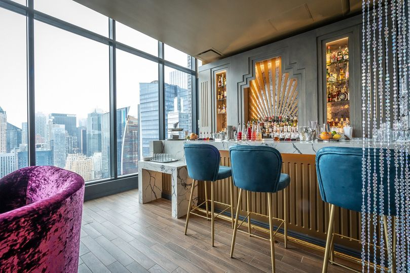 41st Floor - Sunrise Bar