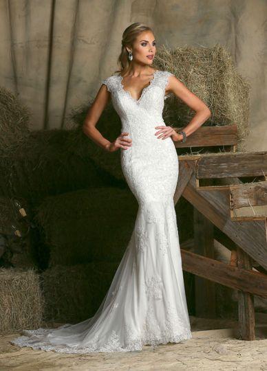 DaVinci Wedding Gown