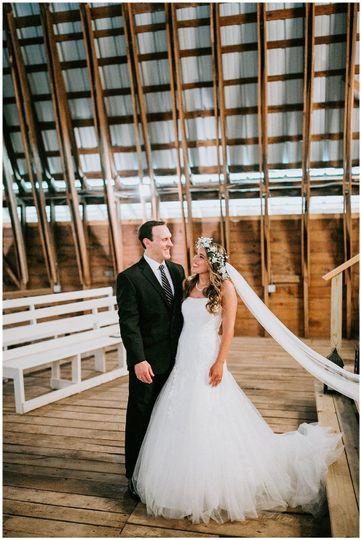 The newlyweds | Sarah Mosher Photography