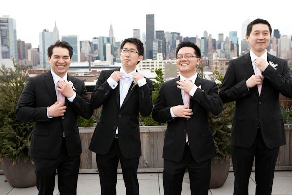 Tmx 1382106682142 Narin And Groomsmen Montclair, New Jersey wedding officiant